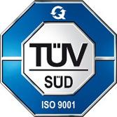 certificazione UNI EN ISO 9001:2015