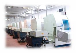 macchinari per lavorazioni meccaniche di precisione