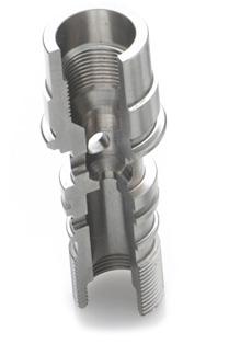 Produzione di minuterie meccaniche di precisione