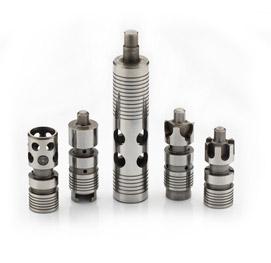 Produzione componenti meccaniche in inox